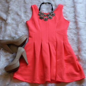 Windsor Hot and delicious hot pink dress